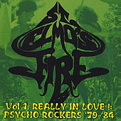 Vol.1 Really in Love!: Psycho Rockers '79-'84 by St. Elmos Fire