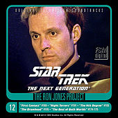 Star Trek: The Next Generation, 12: First Contact/Night Terrors/The Nth Degree/The Drumhead/The Best of Both Worlds by Ron Jones