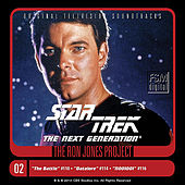 Star Trek: The Next Generation, 2: The Battle/Datalore/11001001 by Ron Jones