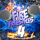 Fire Freestyles 4 by Dj Hotday