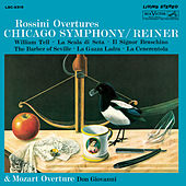Rossini: Overtures - Sony Classical Originals by Fritz Reiner