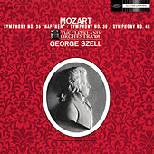 Mozart: Symphonies No. 35 in D Major K385; No. 39 in E-Flat Major K.543 & No. 40 in G Minor K550 - Sony Classical Originals by Various Artists