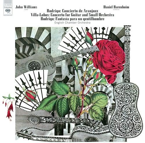 Rodrigo: Concierto de Aranjuez; Fantasía para un Gentilhombre & Villa-Lobos: Guitar Concerto - Sony Classical Originals by Various Artists