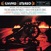 Tchaikovsky: Overture solennelle, 1812, Op. 49; Marche slave, Op. 32 - Sony Classical Originals by Various Artists