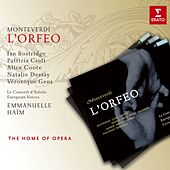 Monteverdi: L'Orfeo by Various Artists