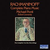 Rachmaninoff: Complete Piano Music — The VOX BOX Edition by Michael Ponti