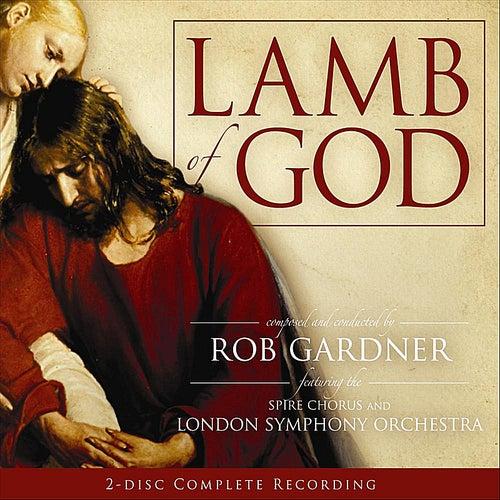 Lamb of God by Rob Gardner