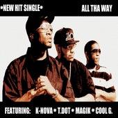 All Tha Way by K-Nova