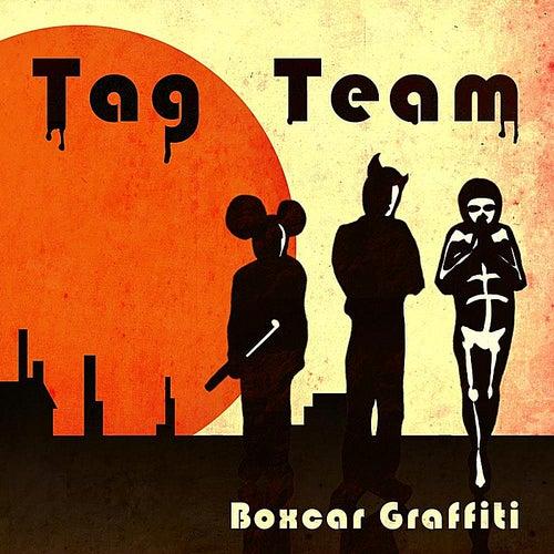 Boxcar Grafitti by Tag Team