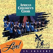 Live In Concert by African Children's Choir