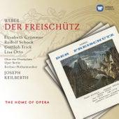 Weber: Der Freischutz by Berliner Philharmoniker
