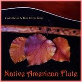 Native American Flute by Jessita Reyes