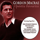 Operetta Favourites by Gordon MacRae