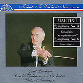 Martinů: Symphony No. 3, Fantaisies symphoniques, Inventions by Various Artists