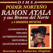Dimsa Poder Norteño: Ramon Ayala y 4 Grandes Artistas by Various Artists