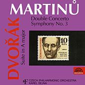 Martinů: Double Concerto, Symphony No. 3 - Dvořák: Suite in A major by Various Artists