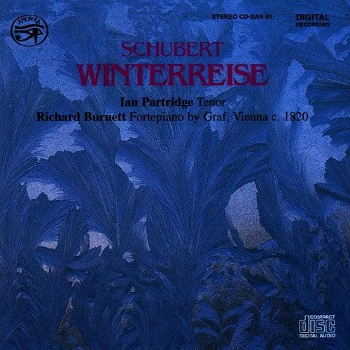 Schubert: Winterreise, Op. 89 by Ian Partridge