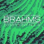 Brahms Symphony No 4 by L'Orchestra de la Suisse Romande