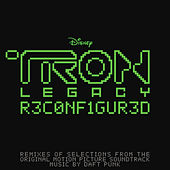 TRON: Legacy Reconfigured by Various Artists