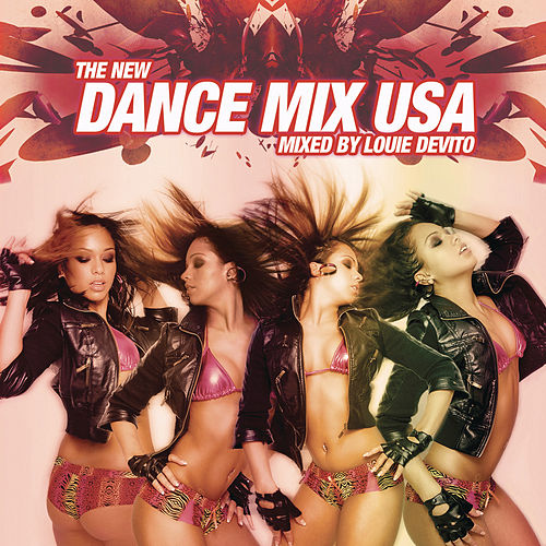 Dance Mix USA (Mixed By Louie DeVito) [Continuous DJ Mix] by Various Artists