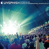 Live Phish: 10/30/10, Boardwalk Hall, Atlantic City, NJ by Phish