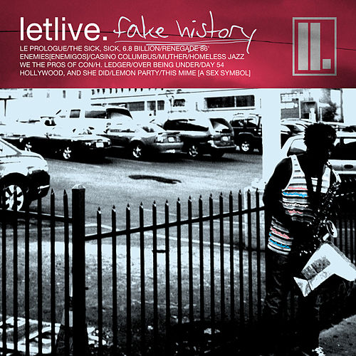 Fake History by Letlive