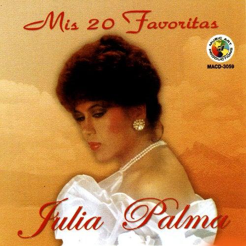 Mis 20 Favoritas by Julia Palma E Vampiros