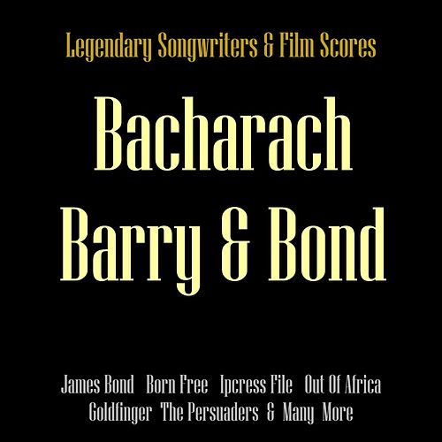 Bacharach, Barry & Bond by Various Artists
