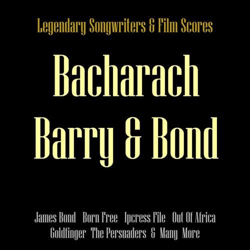 Bacharach, Barry & Bond by Various Artists