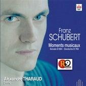 Schubert - Moments musicaux : Sonate D.664, Deutsche D.783 by Alexandre Tharaud