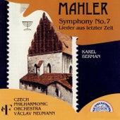 Mahler: Symphony No. 7, Lieder aus letzter Zeit by Various Artists