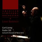 Czerny: Psalm 130 by American Symphony Orchestra