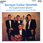 Baroque Guitar Quartets by The English Guitar Quartet
