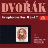Dvořák: Symphony No. 6 & 7 by Czech Philharmonic Orchestra