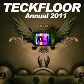Teckfloor Annual 2011, Vol. 1 by Various Artists