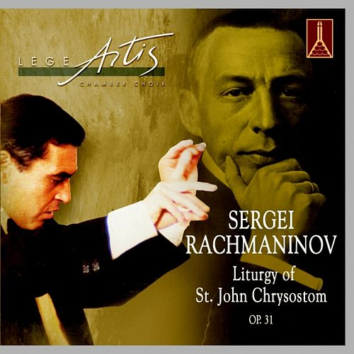 Sergei Rachmaninov (1873-1943)  Liturgy Of St. John Chrysostom, Op.31 by Chamber Choir Lege Artis