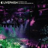 Live Phish: 10/26/10 Verizon Wireless Arena, Manchester, NH by Phish