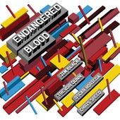 Endangered Blood by Jim Black, Trevor Dunn, Oscar Noriega, Chris Speed