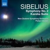 Sibelius: Symphony No. 2 - Karelia Suite by Pietari Inkinen