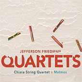 Quartets von Jefferson Friedman