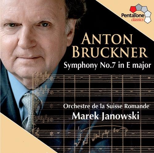 Bruckner: Symphony No. 7 in E major by Marek Janowski
