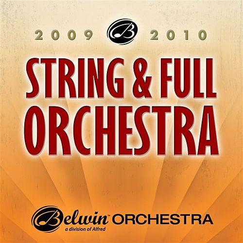 String & Full Orchestra (2009-2010) by Various Artists