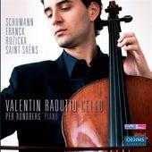 Schumann, Franck, Ruzicka, Saint-Saens by Valentin Radutiu