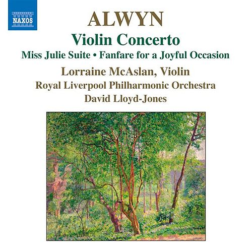 Alwyn: Violin Concerto by Various Artists