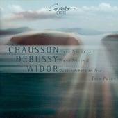 Chausson: Piano Trio, Op. 3 - Debussy: Piano Trio in G - Widor: Quatre Pièces en Trio by Trio Paian