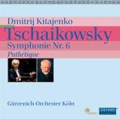 Tschaikowsky: Symphonie Nr. 6, 'Pathétique' by Dmitri Kitayenko