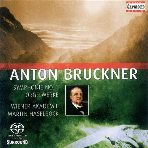 Bruckner, A.: Symphony No. 1 (1866 Version) by Martin Haselbock