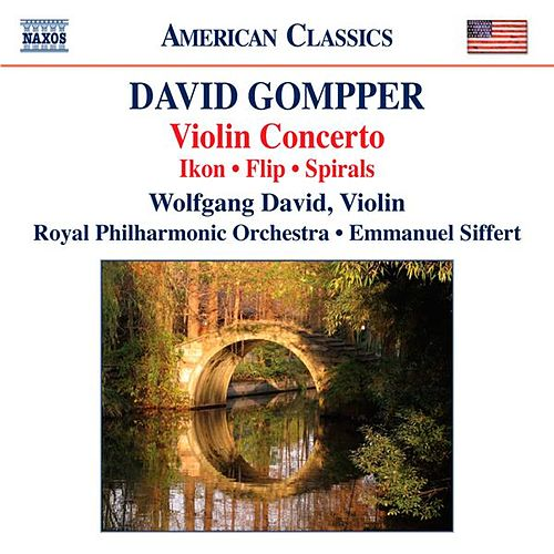 Gompper: Violin Concerto by Various Artists