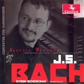 Bach, J.S.: Harpsichord Concertos - Bwv 1052, 1053, 1055, 1056 by Byron Schenkman