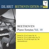 Beethoven: Piano Sonatas, Vol. 10 by Idil Biret